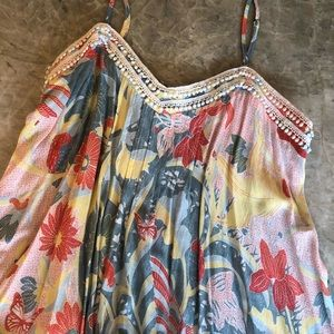 Anthropologie Multi Colored Shirt- Worn Once